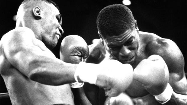 Tyson v Bruno: 30 years on from a Las Vegas bout which captivated Britain thumbnail