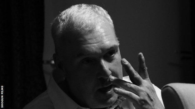 Frank Harper in Nemesis