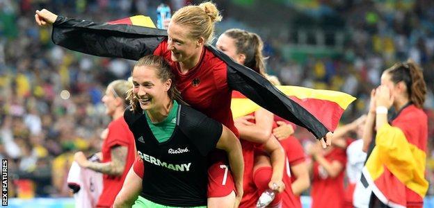 Germany women's football