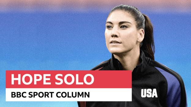 Women's World Cup: 'USA v France is what the women's game needs' - Hope Solo thumbnail