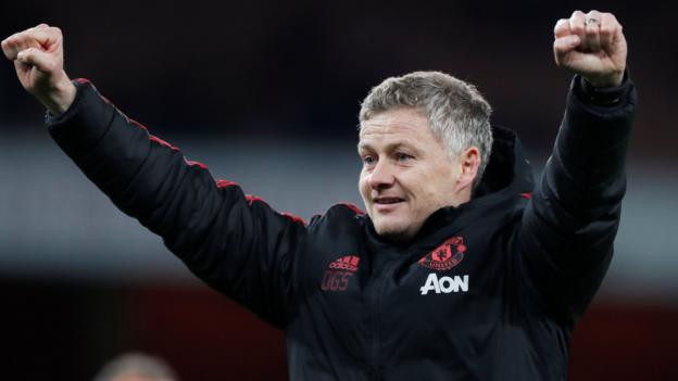 Manchester United: Ole Gunnar Solskjaer says club are 'looking to win trophies'