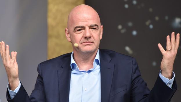 Coronavirus: Uncertainty over friendlies, Euro 2020, 2022 World Cup & Tokyo 2020 qualifiers