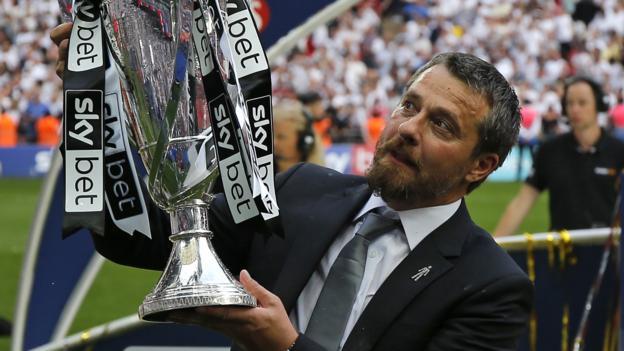 Fulham: Slavisa Jokanovic to stick with passing game in Premier League - BBC Sport