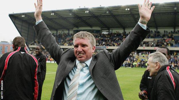 Former Leyton Orient manager Martin Ling