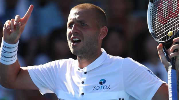Delray Beach Open: Dan Evans powers into quarter-finals thumbnail