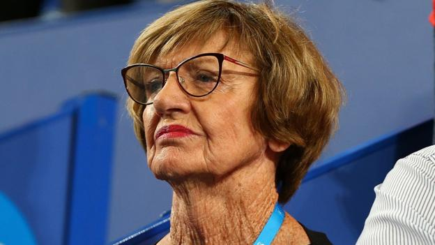 Margaret Court: Tennis Australia reiterates stance against views amid anniversary plans thumbnail