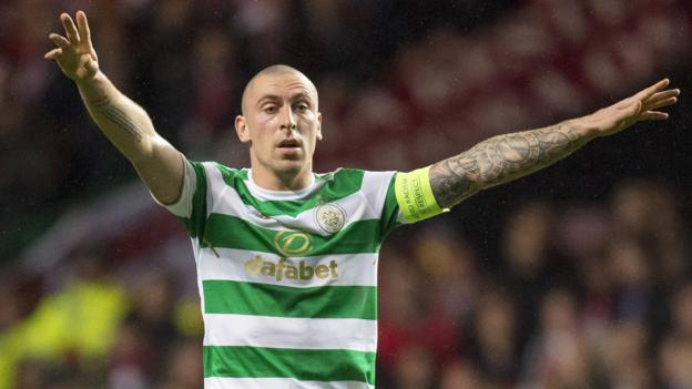 Celtic Scott Brown Says Players Need Protection From Fans