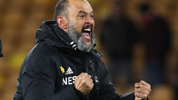 Wolves 2-1 Man Utd: FA Cup win 'a landmark moment' at Molineux thumbnail