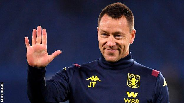 John Terry on his first return to Chelsea