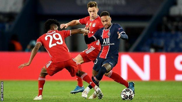 Neymar: Paris St-Germain striker his happiest this season amid transfer speculation thumbnail