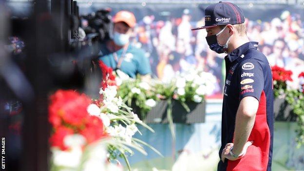 Alex Albon says collision with Lewis Hamilton cost him a potential win