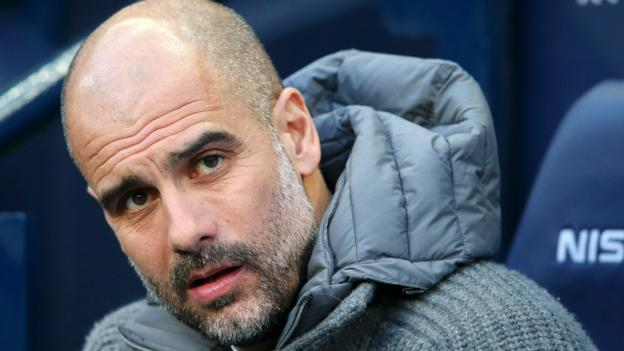 Pep Guardiola: Man City manager says it is 'almost impossible' for them not to drop points thumbnail