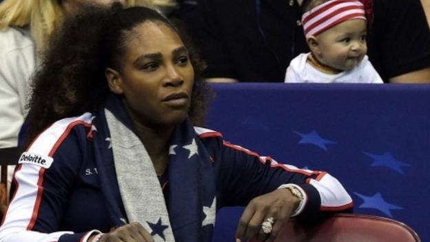 Serena Williams  Former world number one says she almost died giving birth