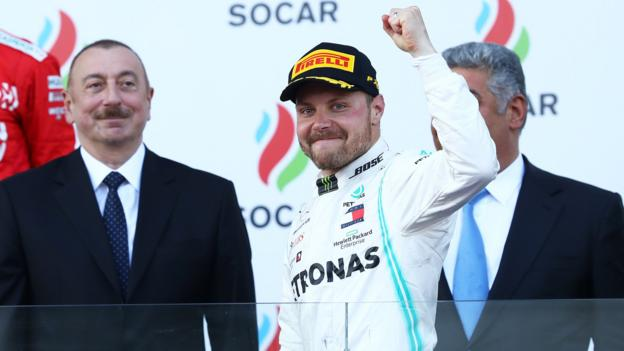 Valtteri Bottas will remain at Mercedes for 2020 Formula 1 season thumbnail