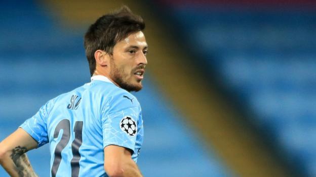 Man City legend Silva joins Real Sociedad