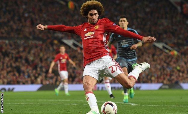 Manchester United scrape past Celta Vigo