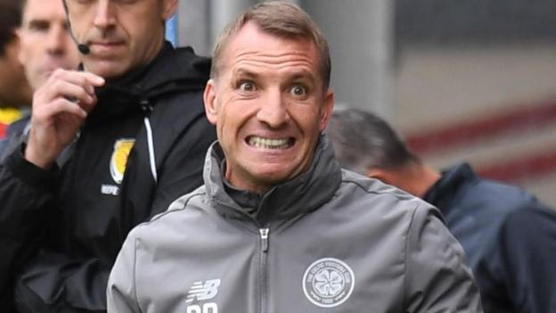 Celtic: Brendan Rodgers says 'some people' trying to 'dismantle' relationship thumbnail