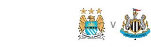 Man City v Newcastle