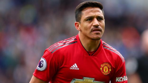 Alexis Sanchez: Manchester United forward will 'come good' this season - Solskjaer thumbnail