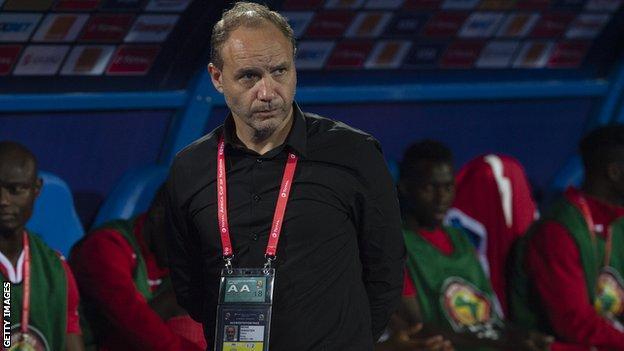 French coach Sebastien Migne