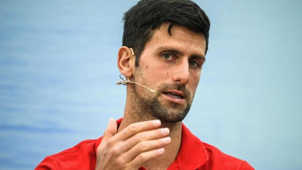 Novak Djokovic: US Open coronavirus protocols 'excessive'