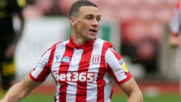 James Chester: Wales defender joins Stoke from Villa