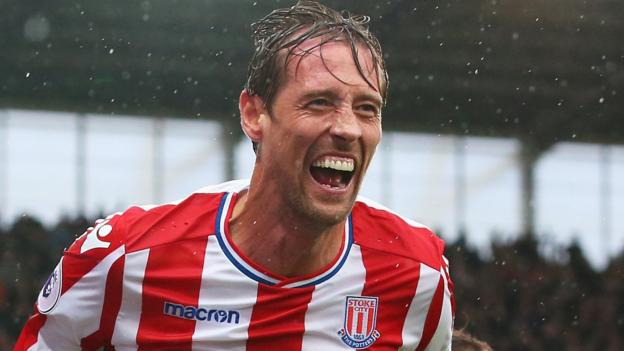 Peter Crouch: Stoke City striker poised for Premier League return with Burnley thumbnail