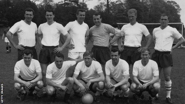 England squad 1962