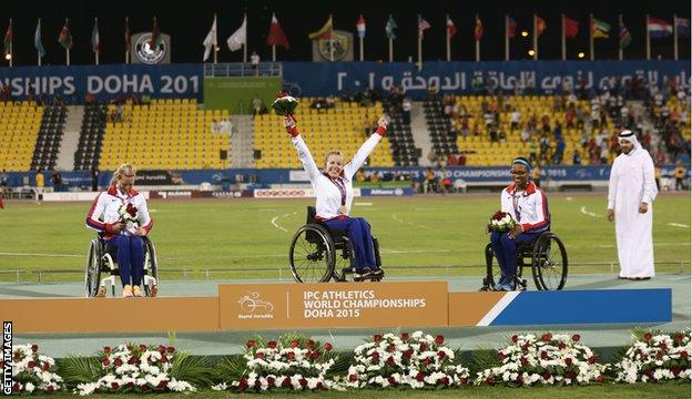 IPC World Championships Doha