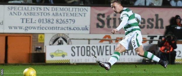Griffiths has scored 24 goals in 32 games in all competitions this season