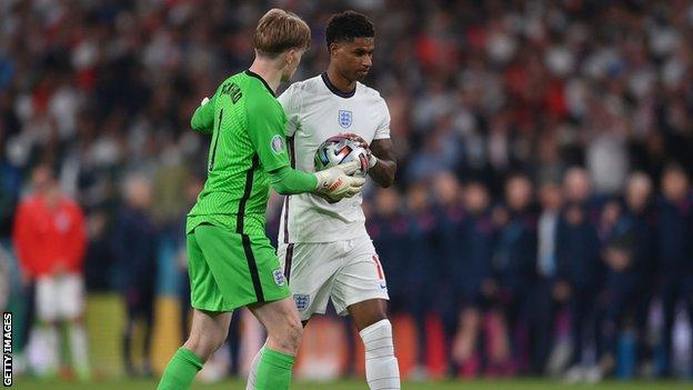 Marcus Rashford: England striker 'won't apologise' for who he is after receiving racist abuse thumbnail