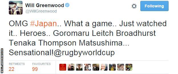 Will Greenwood