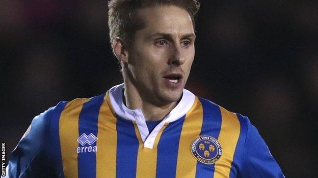 Dave Edwards left Shrewsbury to join Luton Town in 2007 before returning after his time with Wolves and Reading in 2021