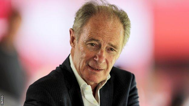 Former Republic of Ireland manager Brian Kerr