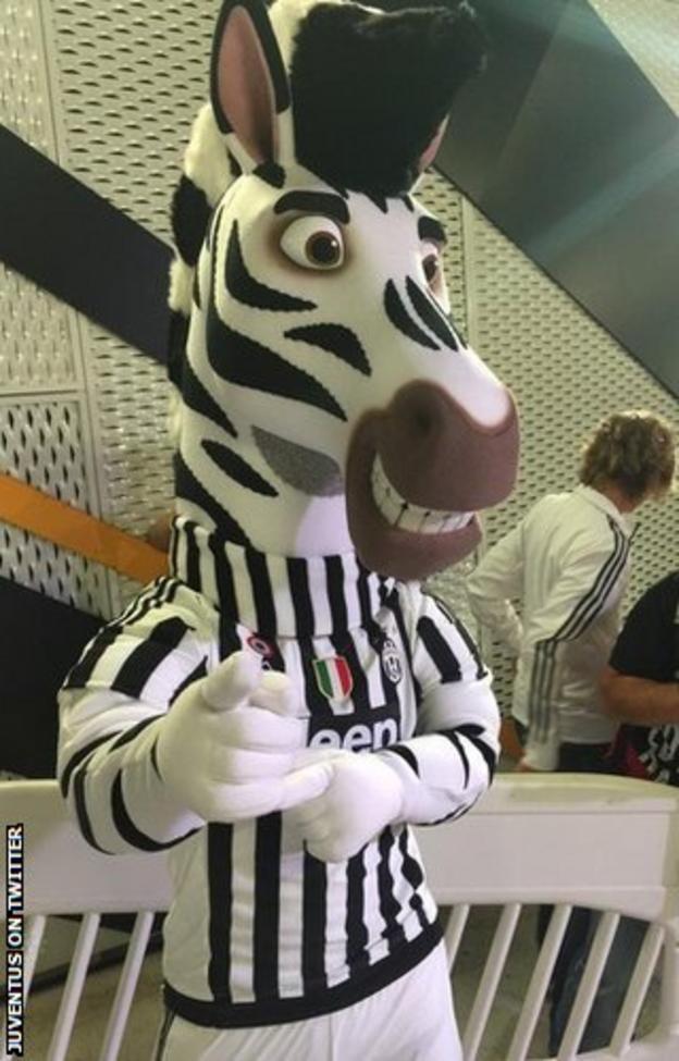 Juventus mascot