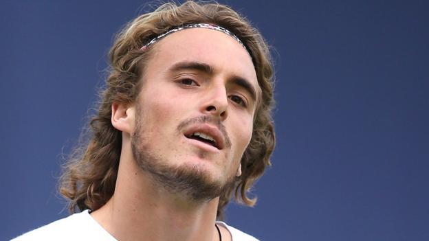 Wimbledon: Stefanos Tsitsipas targets 'big four' stranglehold thumbnail