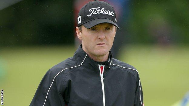 Michael Hoey, a five-time winner on the European Tour, is the Northern Ireland Open tournament ambassador