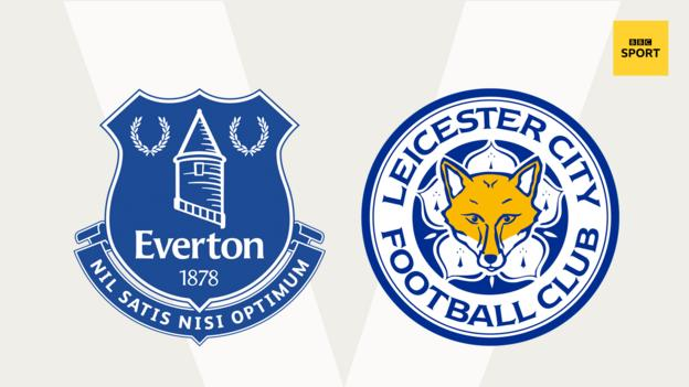 Everton v Leicester