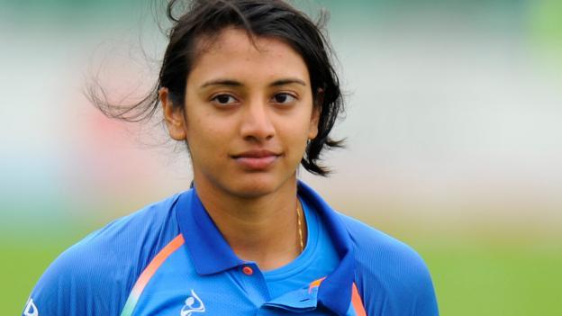 Smriti Mandhana: Western Storm's top run scorer to miss KSL Finals Day - BBC Sport