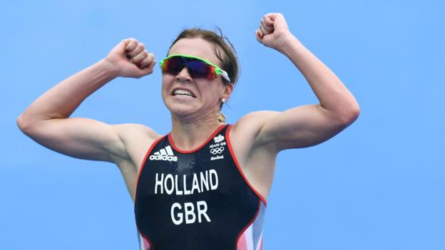 World Triathlon Series: GB's Vicky Holland ready for title defence thumbnail