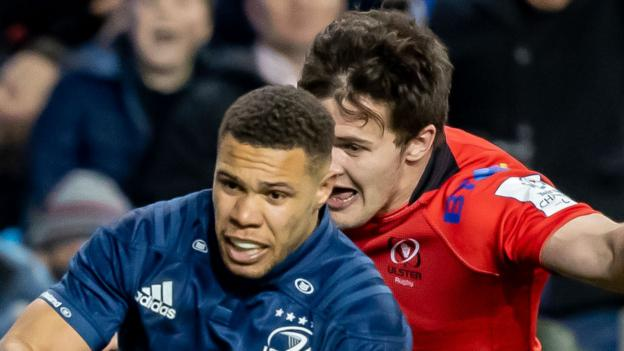 European Champions Cup: Leinster 21-18 Ulster thumbnail