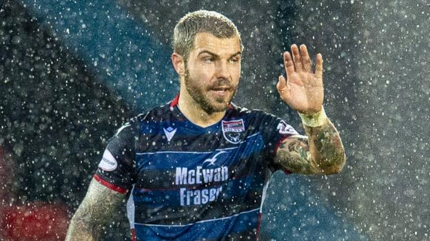 Ross County: Premiership club announce departures