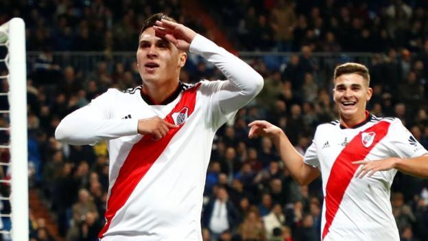 newest 1b634 4c59c Copa Libertadores final: River Plate beat Boca Juniors 3-1 ...