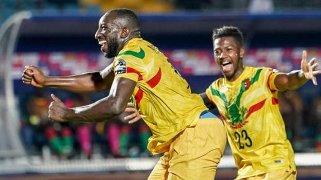 Africa Cup of Nations 2019: Mali cruise past Mauritania in Group E thumbnail