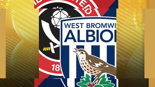 Sheff Utd v West Brom
