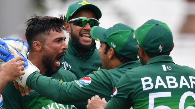 Pakistan beat South Africa in Cricket World Cup at Lord's thumbnail