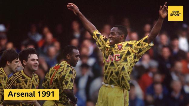 Arsenal 1991