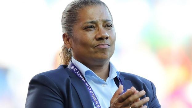 Man united news  football news  football transfer and rumours Desiree Ellis