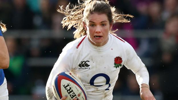 Riley and Daley-McLean start for England Women