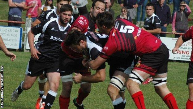 Redruth v Launceston